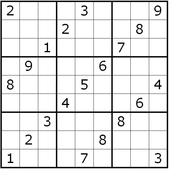 Sudoku Variants Series (051) - Disjoint Groups..