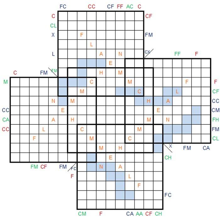 Flaemmchen-Sudoku mit Einmischung der Außerirdischen — Rätselportal ...
