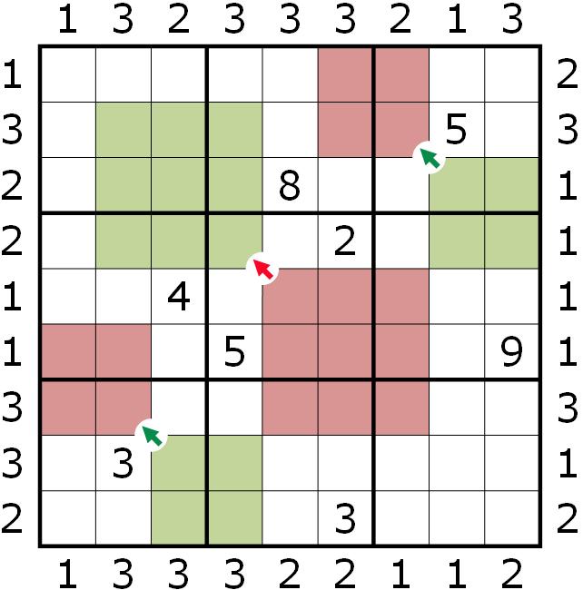 Double Dutch Sudoku Advent (11) - Position vs  Maxed Squares